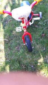 Elmo Theme Tricycle - Great Condition