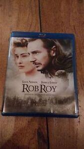 Film Rob Roy Blu-ray avec français neuf encore emballé