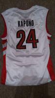 Raptors jersey KAPONO
