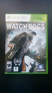 XBox 360 game - WATCHDOGS
