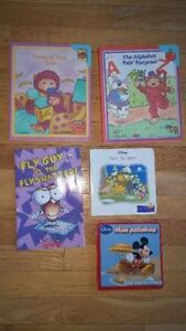 Toddler Girl Books and Spelling Game/Puzzle books