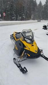2008 MXZ ADRENALINE 800R, GOOD CONDITION SNOW READY