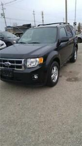 2011 Ford Escape XLT | 4 cyl | One Owner | Certified and E-test
