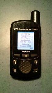 SkyCaddie SG2.5 GPS Rangefinder