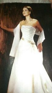 New gorgeous wedding gown never worn