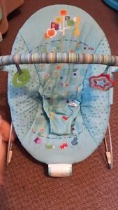 Baby bouncer for boy or girl