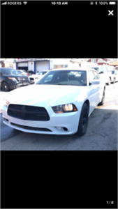 2013 Dodge Charger EX Police
