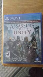 Assassins creed unity..new, never opened.