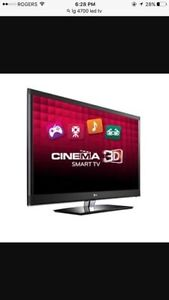 CINEMA 3D | 1080P | 120Hz | LED TV | Smart TV