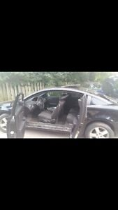 2007 Saturn ION Black Other