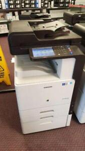 Samsung office color copiers CLX-9301NA 9301 Copier Printer Scanner 11x17 Copy Machine Photocopier BUY LEASE RENT Copier
