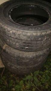 255/65r16 Wild Spirit Tires (4). Passenger Tires London Ontario image 1