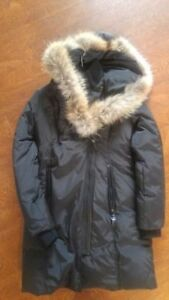 Women's Down Filled Parka NEW