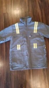 9oz Fire Retardant Ultrasoft Jacket, Pants and Coveralls