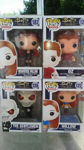 Buffy The Vampire Slayer Funko POP Vinyl Figures