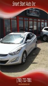 "2016 HYUNDAI ELANTRA GL WITH SUNROOF ""WE FINANCE!!"""