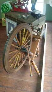 Antique Spinning Wheel Kingston Kingston Area image 2