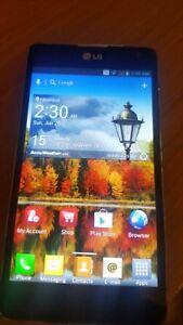 LG opti-G smart phone