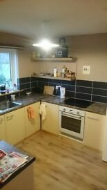 Finished to high standard 3 bed flat to rent
