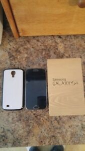 Samsung Galaxy S4 With 16 GB Memory, A Case And Original Box!