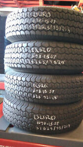 "15"" USED TIRES @ XTREME AUTO-COME ON IN!!!!!"