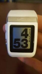 Watch / Montre Nike + GPS Tomtom