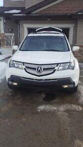2008 Acura MDX Tech, Leather Seats SUV, Crossover