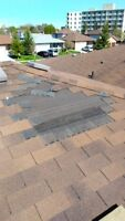 Residential Roof Repairs for Missing Shingles