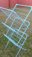 3 Tier Clothes Dryer Steel Stand hardly used