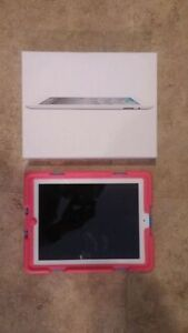 Apple iPad 2nd Generation With 64 GB Memory And Case!