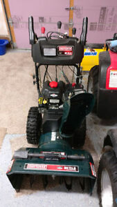 Craftsman Snowblower - Briggs&Stratton
