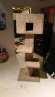 5 foot cat house!