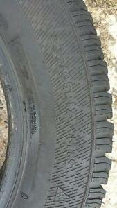 """17"""" Winter Tires in great condition!"""