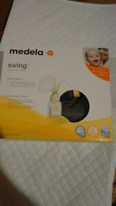 Medela Swing Single Breast Pump  Excellent condition