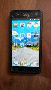Huawei ascend Y530 cell phone
