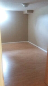 5 Min. from York University with a separate entrance   Basement