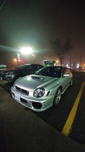 2002 Subaru WRX - Stage 3+ - Low KMs - Clean - EJ205 - 3 owners