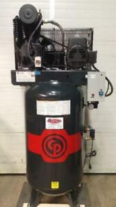 New 5hp 230v 1ph AND 575v 3ph 80V C.P PREMIUM model air compressors..IN STOCK!!!