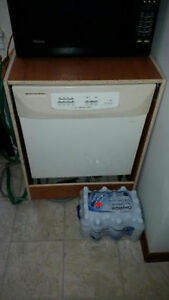 Kenmore Dishwasher For Sale. Good Condition, Works Great. Windsor Region Ontario image 1