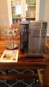 Cuisinart keurig brewing system