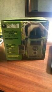 Bushnell Trail Cam Natureview HD With Live View