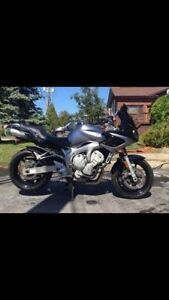 2005 Yamaha fz6 great condition with extras.