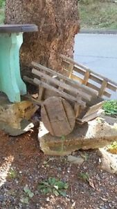 """Small Wagon Planter """"HFX Hoarders and Collectors"""""""