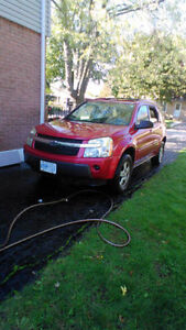 2005 Chevrolet Equinox SUV, Crossover London Ontario image 1