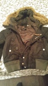 REAL Authentic Diesel bomber jacket - Size: medium