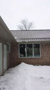 ALL SEASONS ROOFING-steel roofing specialists Stratford Kitchener Area image 7