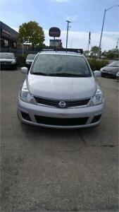 2012 Nissan Versa  | New Tires & Brakes | Certified |No Accident