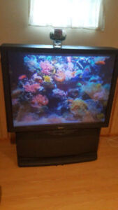 Sony 52' TV For Sale – Barely used