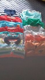 Bundle of boy clothes 1 1/2 -2 years old
