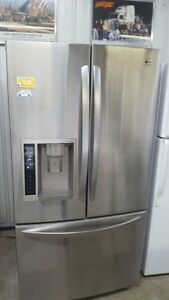 USED FRIDGE SALE - 9267 50St - SIDE BY SIDE FROM $550
